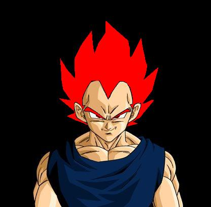Dark Vegeta (The Lost Book)