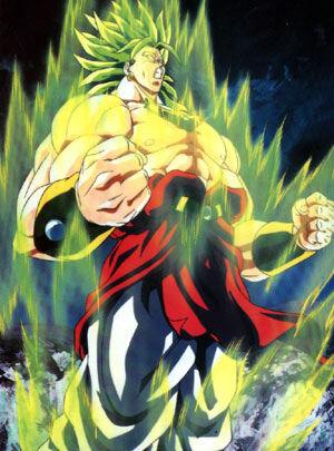 Dragon Ball Z El Regreso De Broly Capitulo 1 Broly Vuelve Dragon Ball Fanon Wiki Fandom