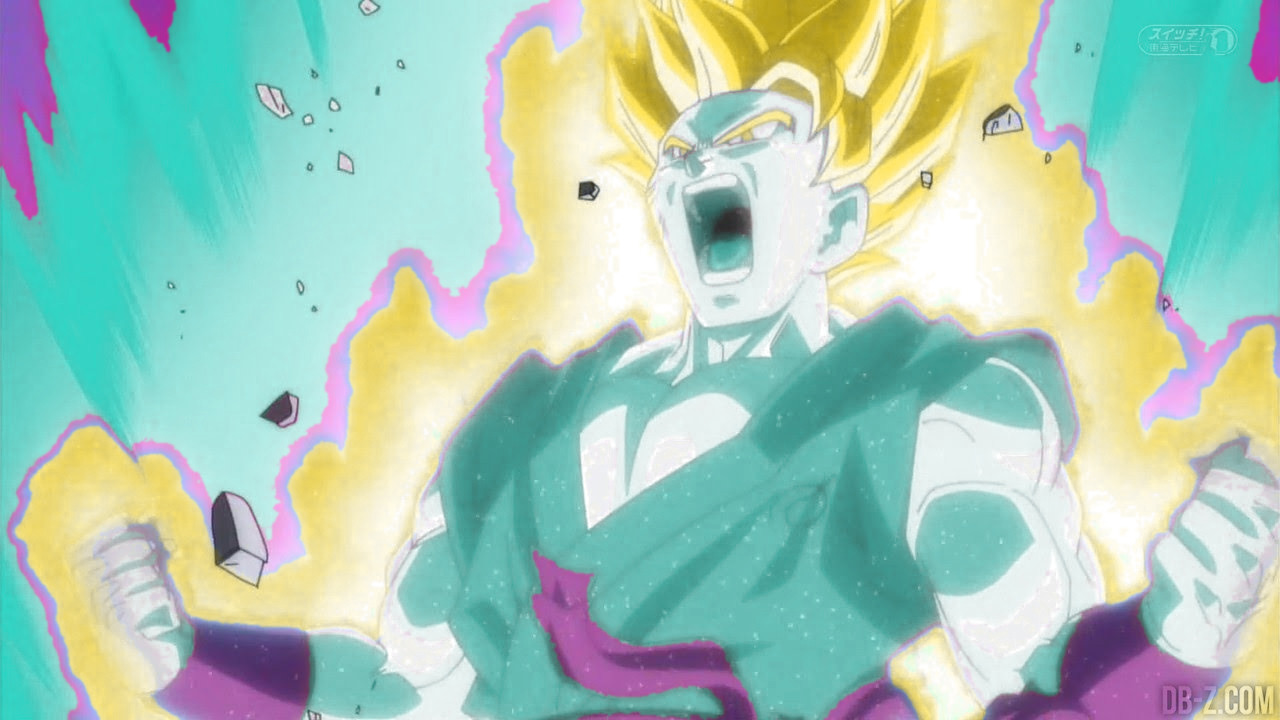 Super Sayain Rage 2
