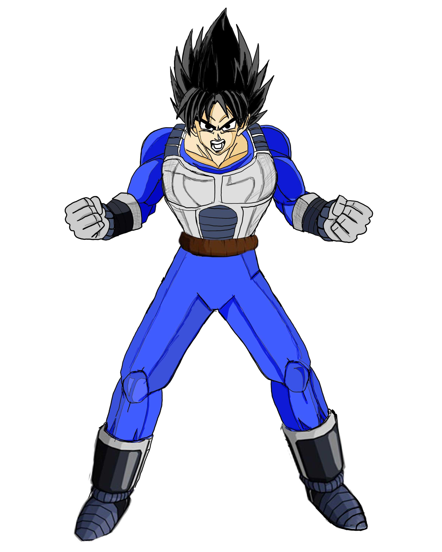 Akito (Saiyan Fury)