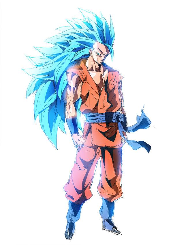 Super Saiyan God 3 (LOTSG)