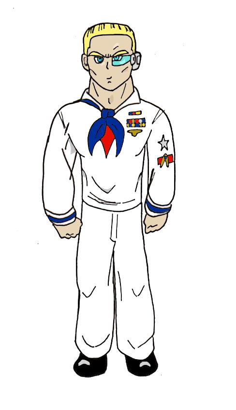 Admiral Caeruleum (Mo'o 'Ala)