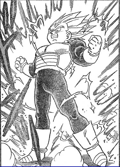 Vegeta (Kakó Force)