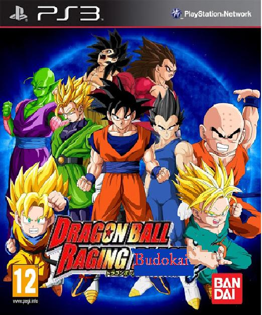 Dragon Ball Z: Raging Budokai (MajinGogito)