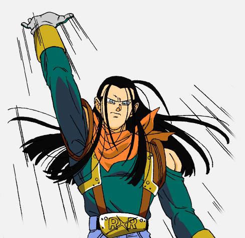 BurningCow`s Dragon Ball Z- Evil Goku Saga