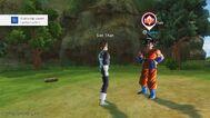 Titan Meets Goku