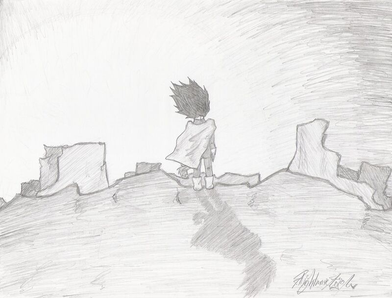 Drawn by FinaNightmare