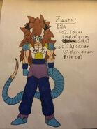 Zanin first form