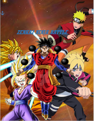 Dragon Ball to Naruto: Zenkai Ninja Battle