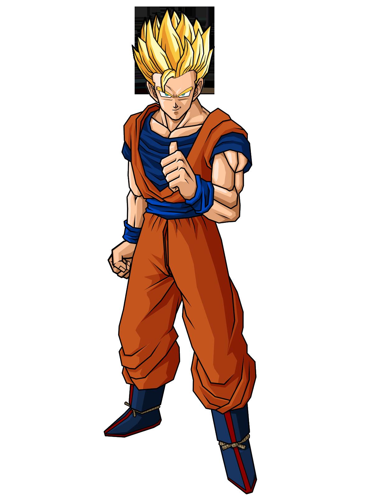 50% Saiyan Power (Nexus-Ank'hu)