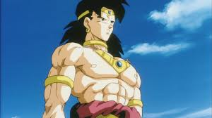 Dimension Broly (Next Dimension)
