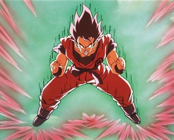 Goku (Power Twist)