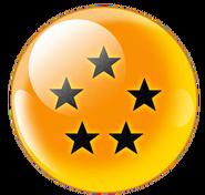 Five-Star Black Star Dragonball (Xz)