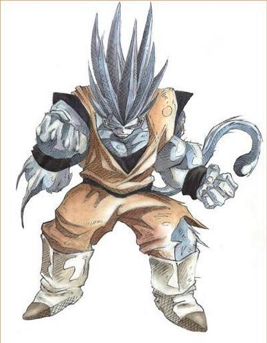 Goku ssj 10