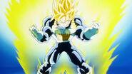Super Saiyan Second Grade Goku (Xz)