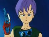 Colonel Violet (KidVegeta)