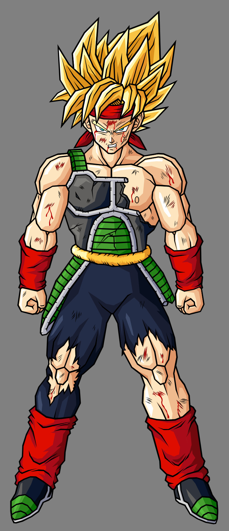 Return of Bardock: The Search for Goku