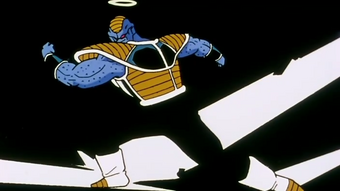 Burter, a member of the Ginyu Force