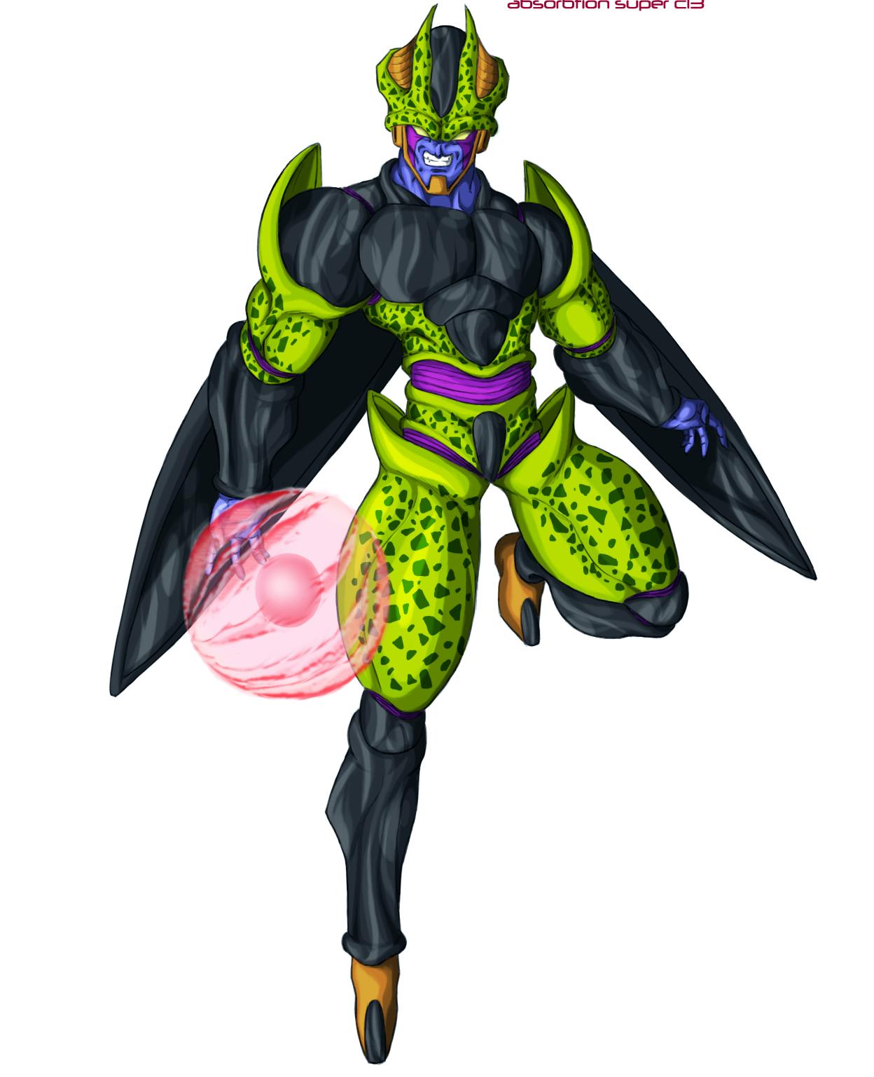 Cell (Saiyan Battles)