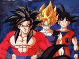 Goku: GT (SSJJ)