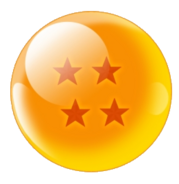 Four-Star Red Star Dragonball (Xz)