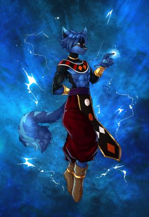 God Of Destruction Anale