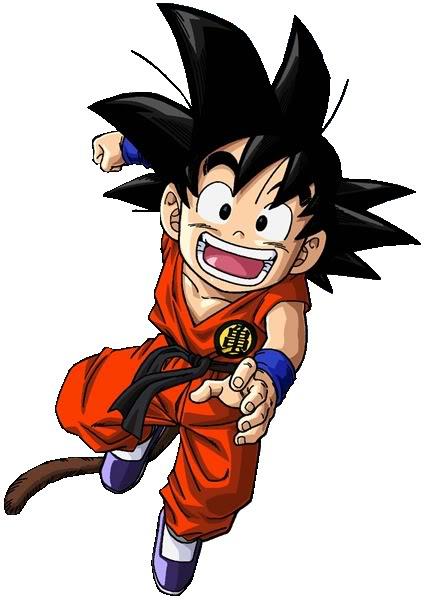 Goku Jr. (DBAU)