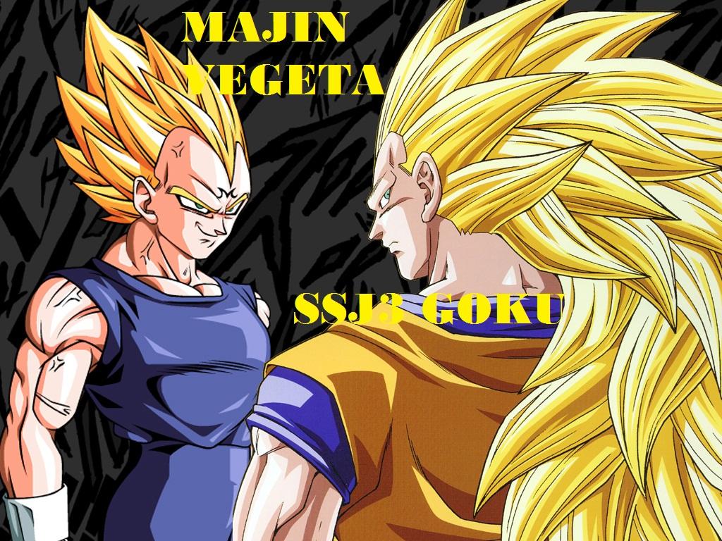 Battle Log: Majin Vegeta vs SSJ3 Goku