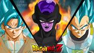 Goku, Freezer, Vegeta (LKS)