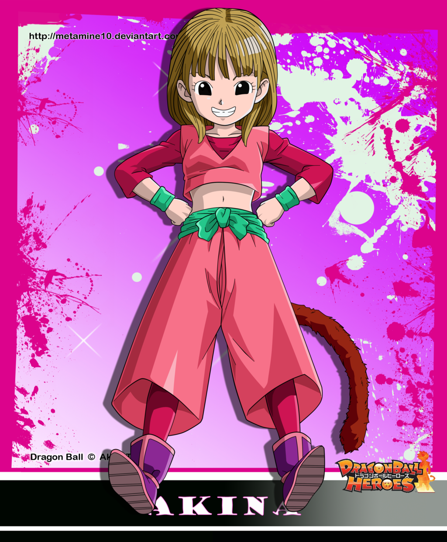 Akina Kobayashi (Fancharacter)