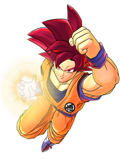 CookieKid247/Super Saiyan God??? (Opinions)