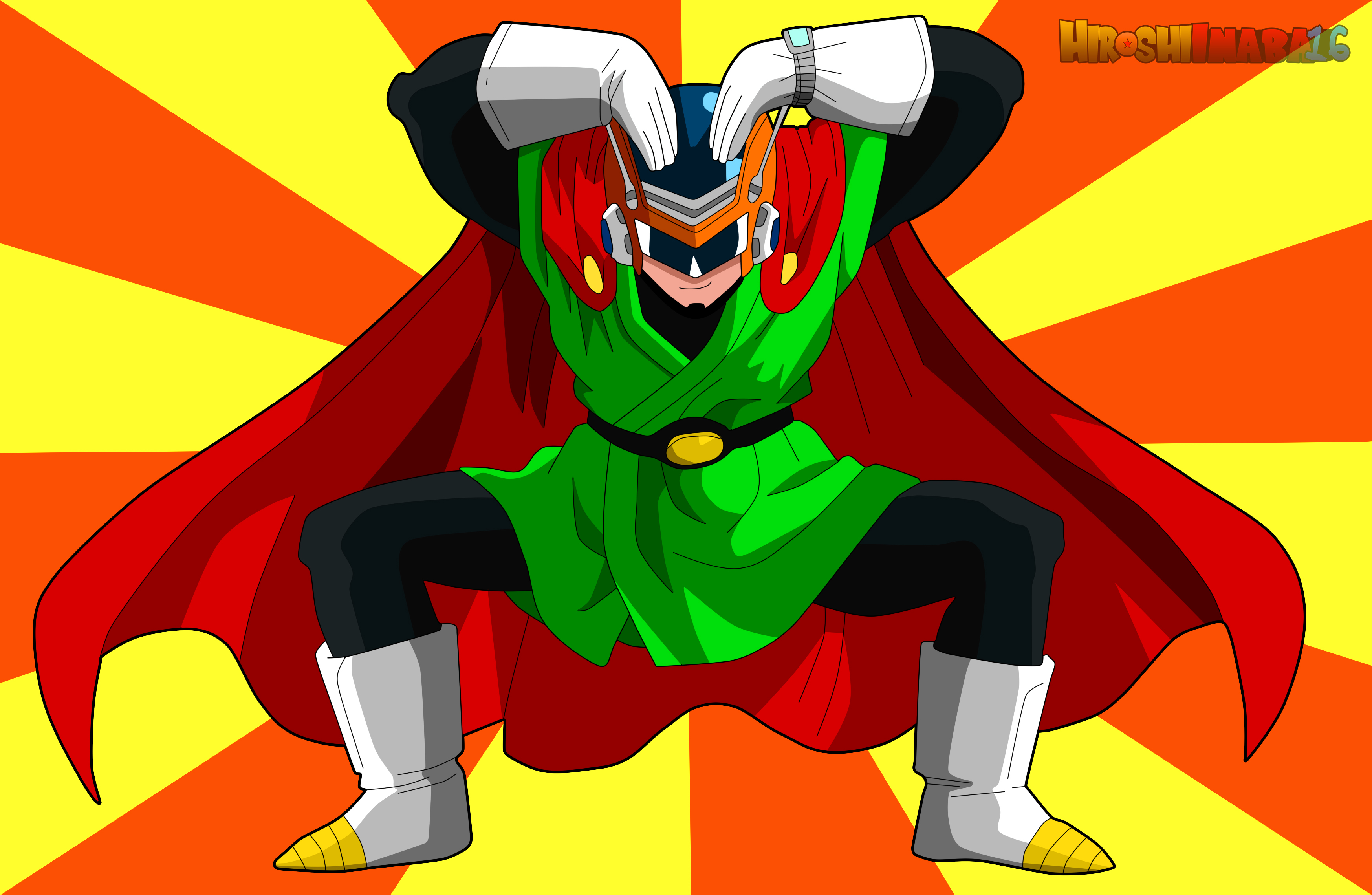 Great Saiyaman (BH Games)