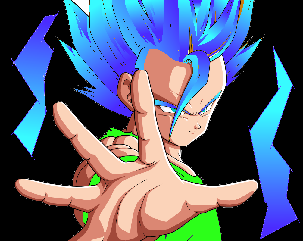 Mizu Super Saiyan