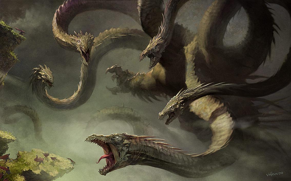 The Elemental Hydra