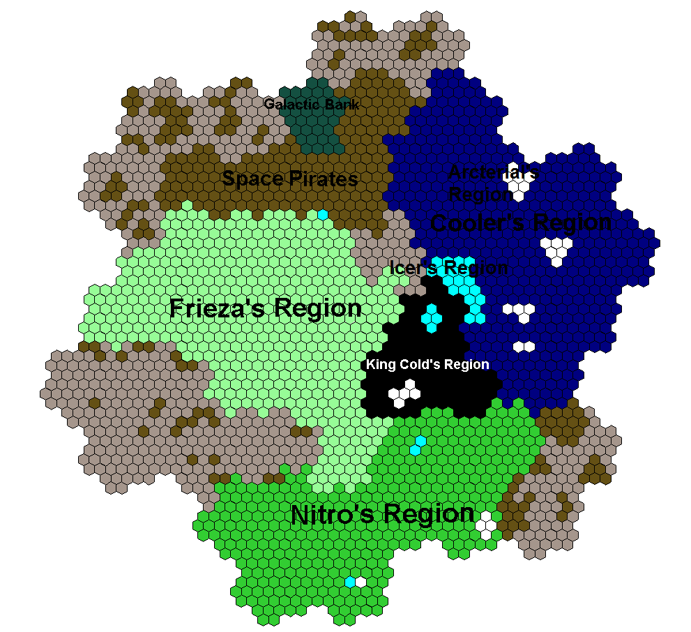 Arcterial's Empire