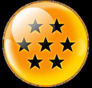 Seven-Star Black Star Dragonball (Xz)