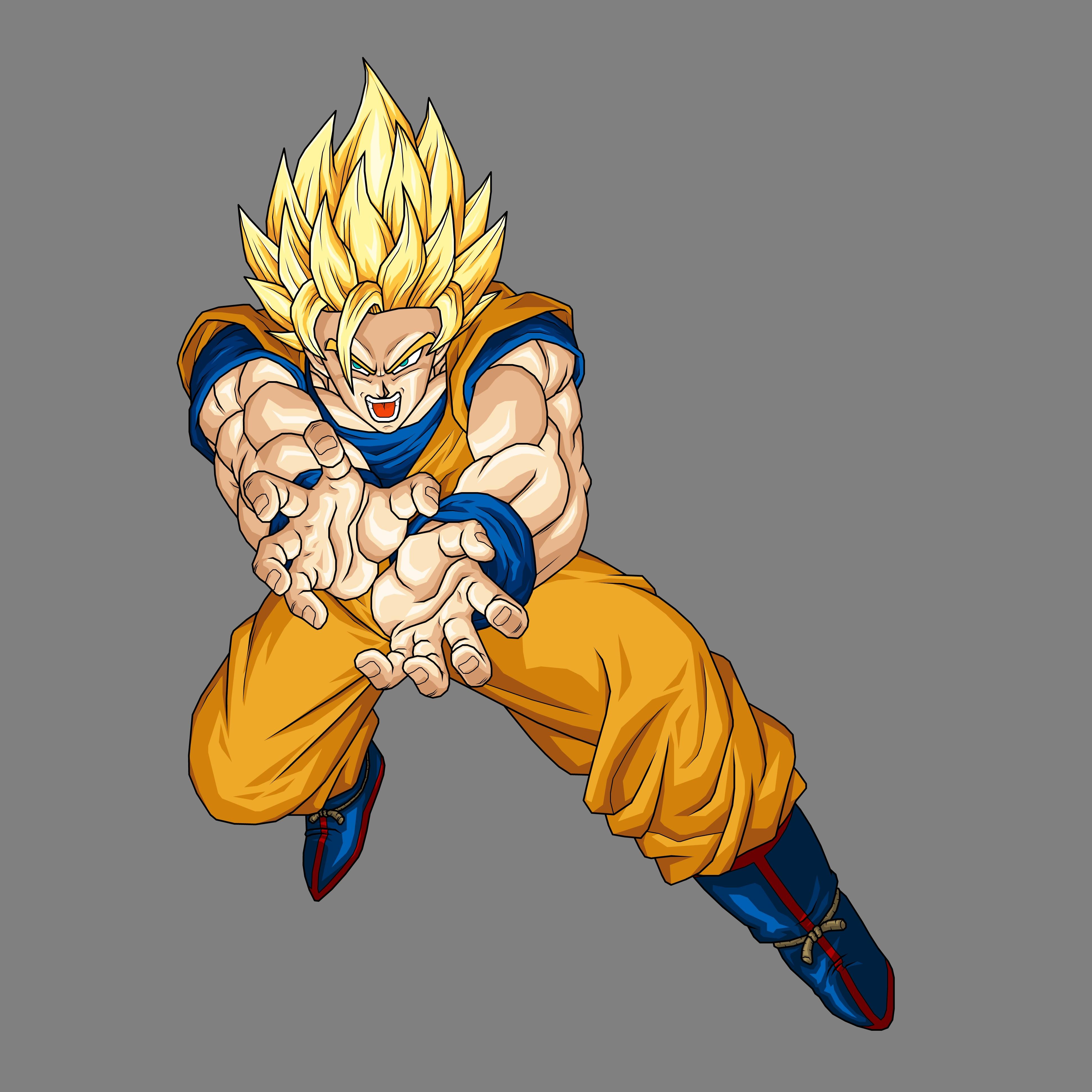 Goku (Megamaster1)