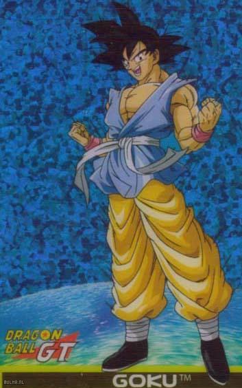(DBZDR) Goku