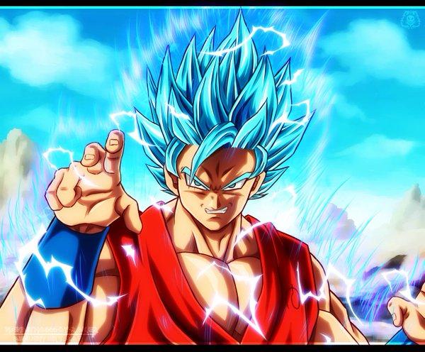 Super Saiyan God 2 (LOTSG)