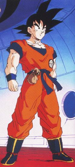 Goku (DBAU)