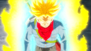 Super Light Saiyan Trunks (Xz)