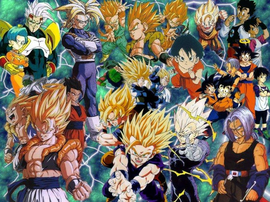 Dragon Ball: Warriors of the Universe!