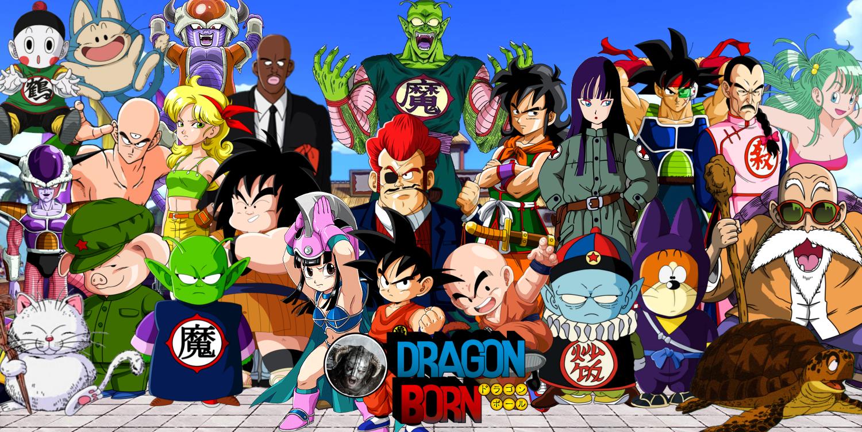 Dragon Born Saga