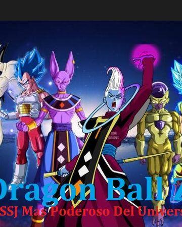 Dragon Ball Z El Ssj Mas Poderoso Del Universo Dragon Ball Fanon Wiki Fandom