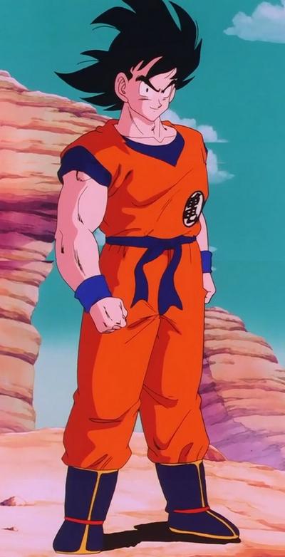 Dragon Ball Z El Regreso De Broly Cap 3 Goku Llega Dragon Ball Fanon Wiki Fandom