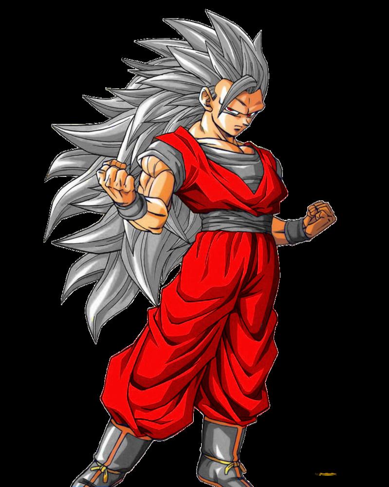 Super Saiyan 5 form (Rejibrad)