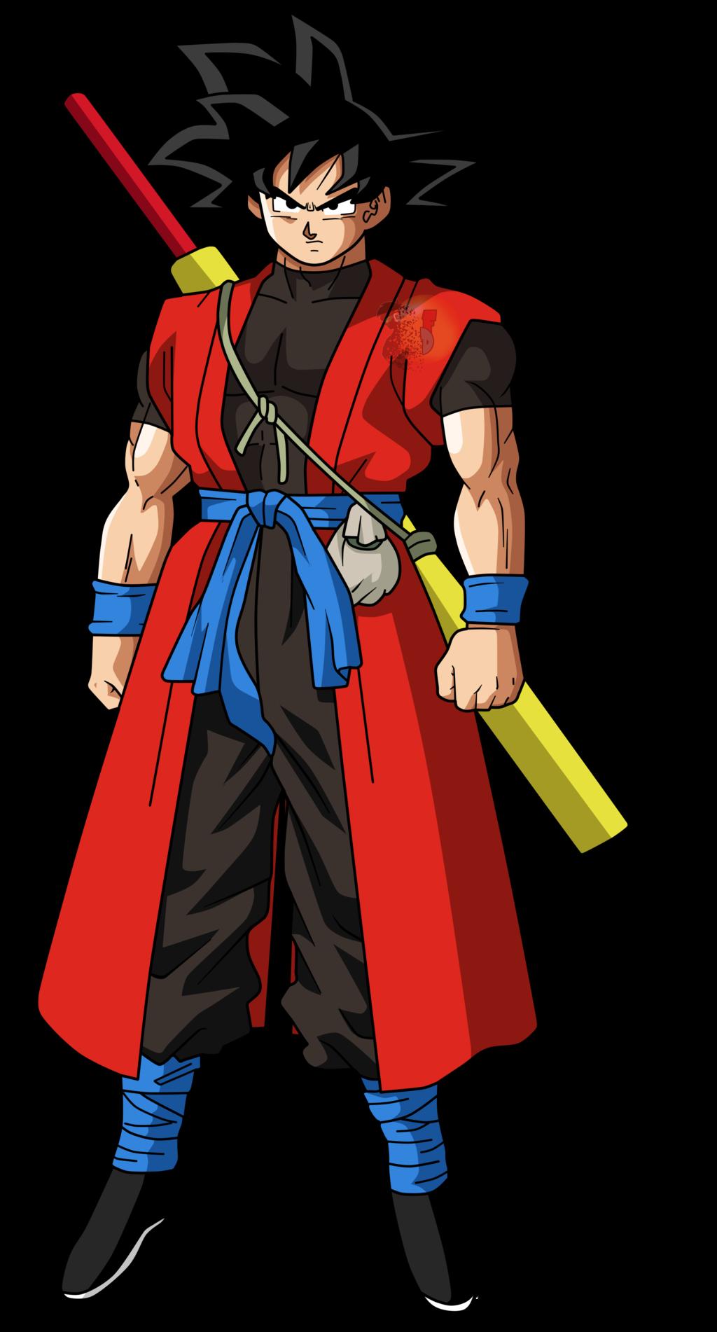 Future Goku (SSJJ)