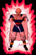 Tien - Super Kaioken
