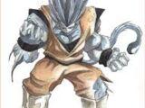 Blazzer (Ultimate Saiyan)