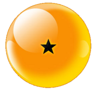 One-Star Black Star Dragonball (Xz)